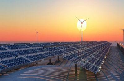 Wind, solar farms could bring rain to Sahara Desert