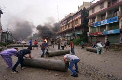 Bharat Bandh: Normal life affects in Arunachal Pradesh