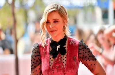 Chloe Grace Moretz says she once faced career crisis