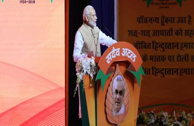 Opposition not a challenge for BJP in 2019 Lok Sabha elections, says PM Narendra Modi