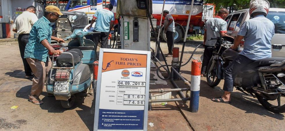 Amid Bharat Bandh call, petrol-diesel prices touch new high (File Photo)