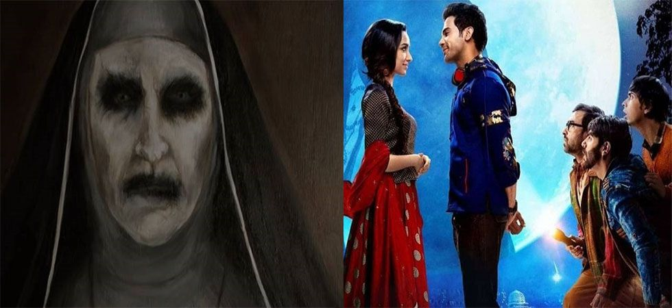 The Nun vs Stree: Weekend box office clash (Twitter)
