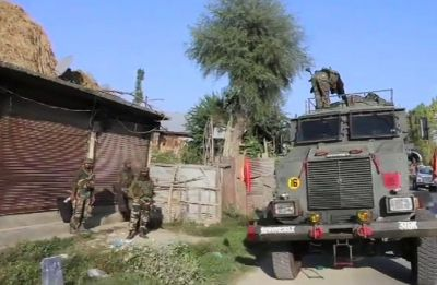 Jammu and Kashmir: Two militants killed in Handwara encounter