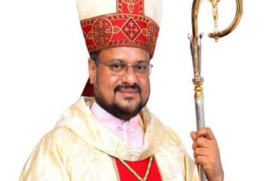 Bishop accused of raping Kerala nun summoned by police on September 19
