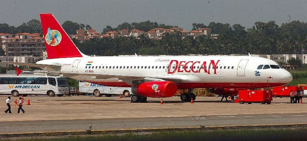 Air Deccan threatens to move base to Gujarat on slots, parking issues (File Photo)