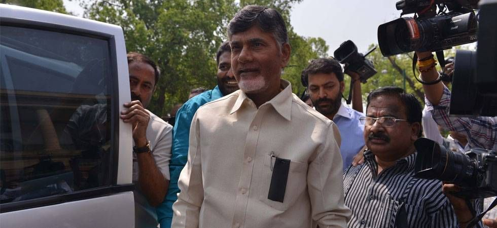 Arrest warrant issued against Naidu; TDP alleges conspiracy by BJP (File Photo)