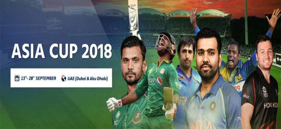 Asia Cup 2018: Full squad, players list of all participating teams
