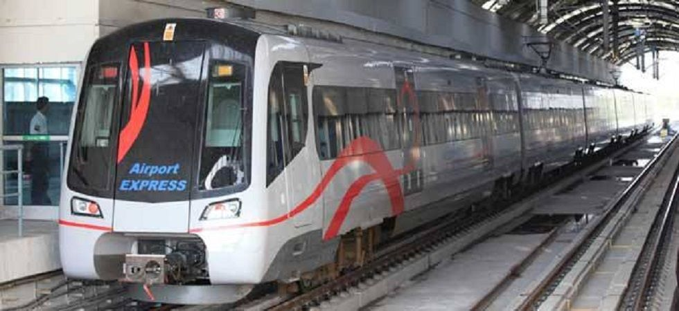 Delhi Metro Airport Express Line: Passengers can use QR code-based facility to buy tickets from Sunday (Photo: Facebook)