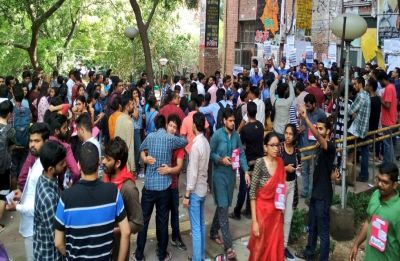 JNUSU Election 2018: Polling underway for 4 crucial posts; eight candidates in fray