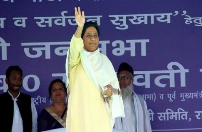 Will Mayawati clinch a good bargain from Congress for BSP in MP, Rajasthan and Chhattisgarh?