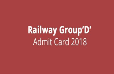 RRB Group D 2018: Online Admit Card for September 17 exam released; Know how to download