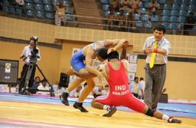 30-member Indian wrestling team to compete in World Junior Championship