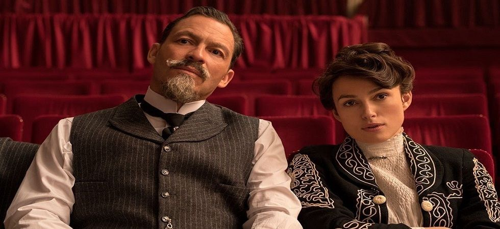 Keira Knightley has no plans to direct (Photo: Twitter)