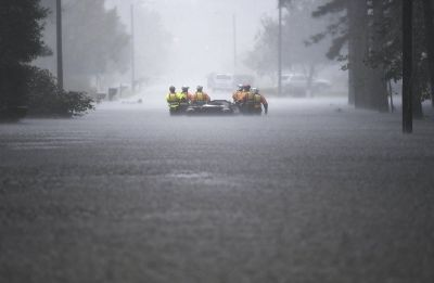 Florence death toll at 15, including two from Carbon Monoxide