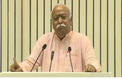 No RSS influence on Modi government's policies, says Mohan Bhagwat