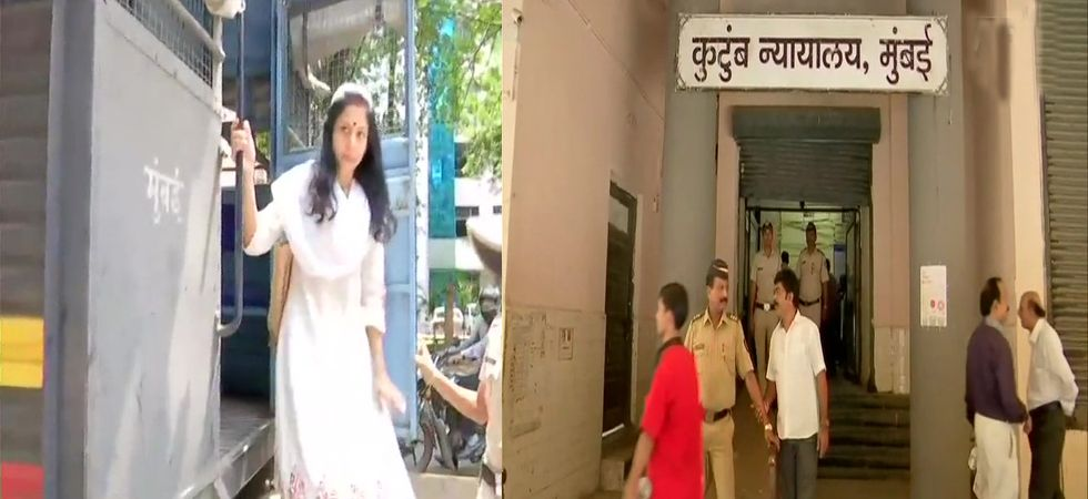 Indrani, Peter Mukherjea file for divorce Mumbai's family court (Photo: Twitter)