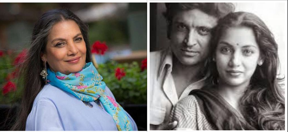 Shabana Azmi, Birthday, Javed Akhtar, turns 68, Facts, Masoom, Fire, Arth, Image courtesy: Instagram