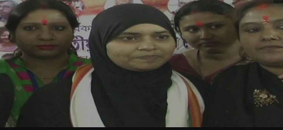 It is a welcome step: Ishrat Jahan on Union cabinet's decision on Triple Talaq (File Photo)