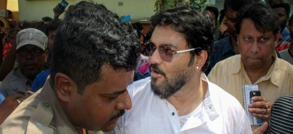 Babul Supriyo orders security to break man's leg at event for Differently Abled (File Photo)