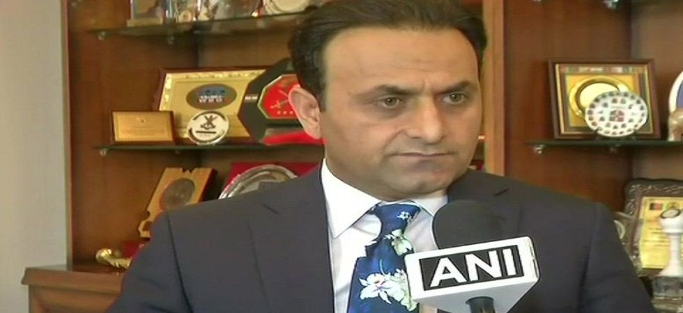 Dr Shaida Abdali resigns as Afghanistan envoy to India, says stepping down tough but appealing (Photo: Twitter/ANI)