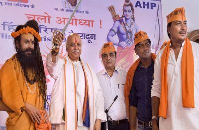 Modi govt forgets Lord Ram, becomes advocate of Muslim women: Ex-VHP chief Togadia on Triple Talaq bill