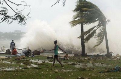 Cyclone 'DAYE' hits Odisha coast, triggers heavy downpour; Malkangiri worst-affected