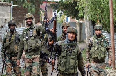 Jammu and Kashmir: Security forces eliminate two militants in Bandipora encounter