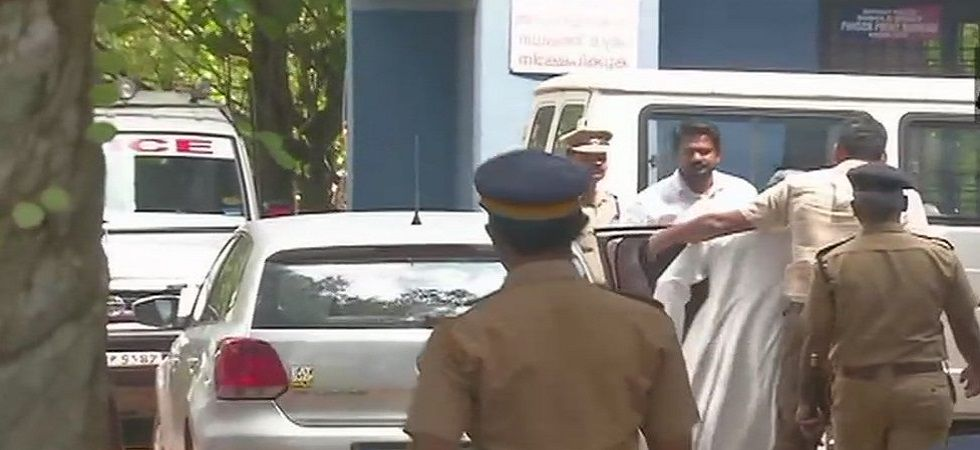 Kerala nun rape case: Bishop Franco Mulakkal arrested (Photo- Twitter/ANI)