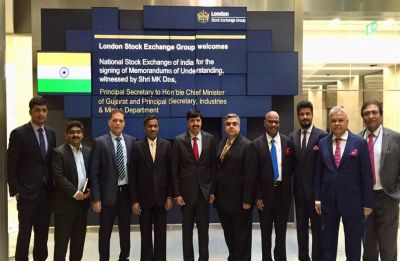 London Stock Exchange strikes pact with National Stock Exchange of India
