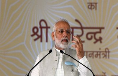 PM Modi to launch ambitious healthcare scheme on Sunday from Jharkhand