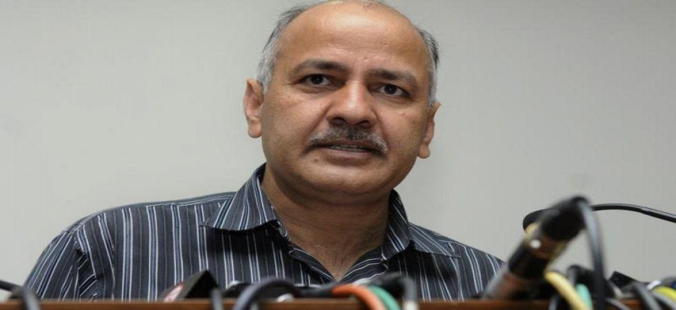 Delhi's Deputy Chief Minister Manish Sisodia (Photo: PTI)