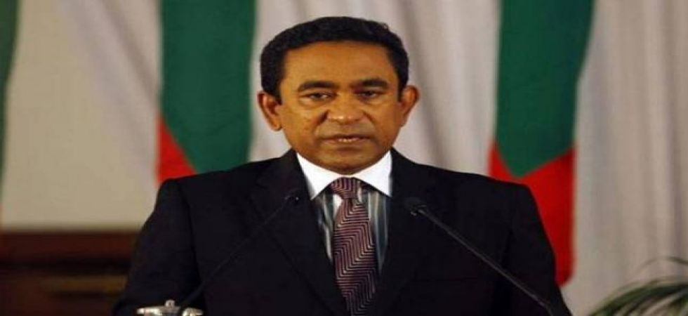 Strongman Abdulla Yameen eyes new term in Maldives (File Photo)