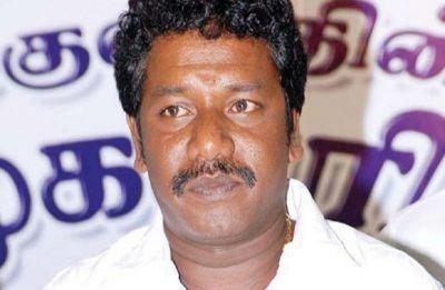 AIADMK MLA Karunaas arrested for remarks on Palaniswami, police