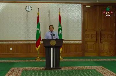 Maldives president concedes election defeat