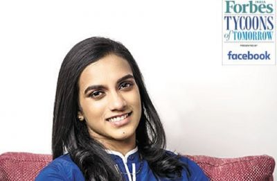 Olympian Sindhu only sportsperson in Forbes India's maiden 22' tycoons of tomorrow' list