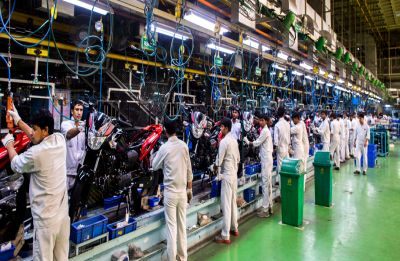 Pay in manufacturing 5.2% higher than India's median salary: Report