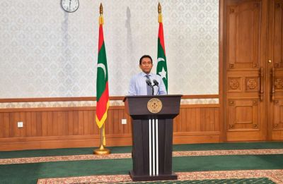 Game up for Yameen; diverse possibilities in Maldives