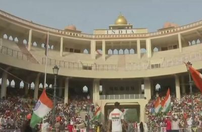 New viewers gallery to be inaugurated at Attari-Wagah border tomorrow