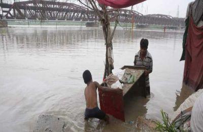 Delhi: Yamuna river breaches danger mark, Chief Secretary calls emergency meeting