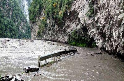 Himachal rain fury: 50 missing trekkers located in Lahaul-Spiti