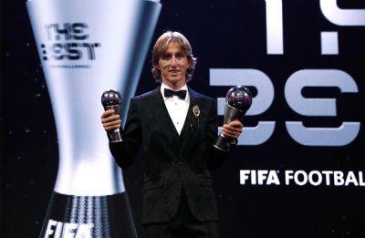 Luka Modric beats Cristiano Ronaldo to win FIFA Best Player of the Year, Mohamed Salah bags the Puskas