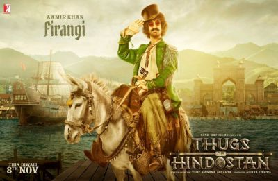 'Thugs of Hindostan' will be dubbed in Tamil and Telugu