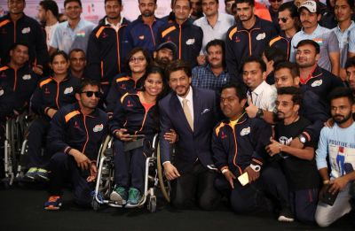 I am here for my selfish reasons: Shah Rukh Khan at the Indian para athletes send-off ceremony