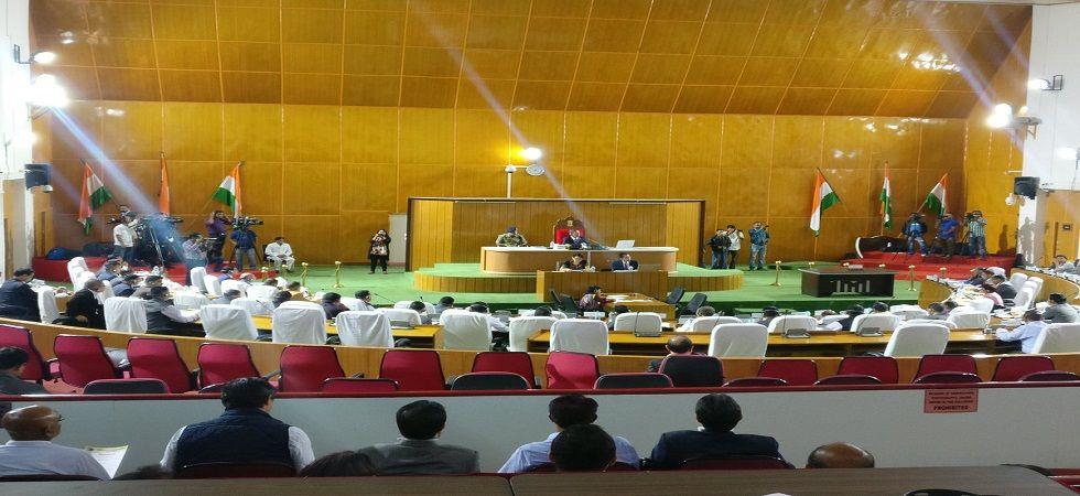 Meghalaya Legislative Assembly autumn session (Photo- Twitter)