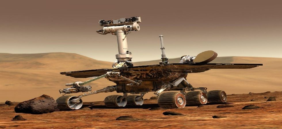 NASA scientists spot silent Opportunity rover on Mars (Image: Twitter)