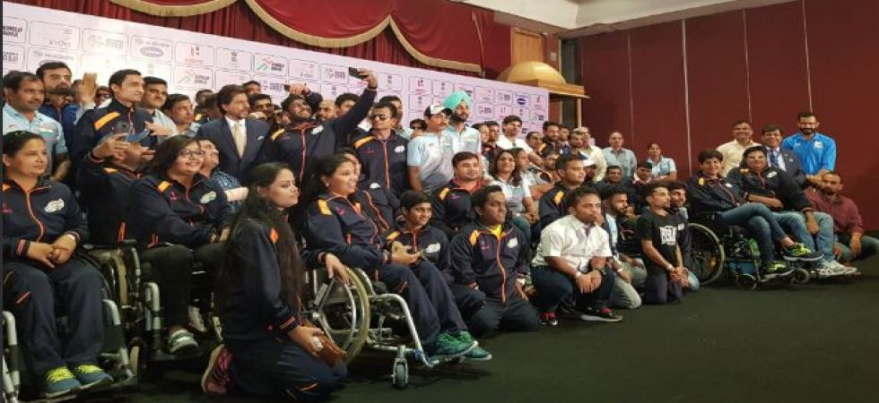 Indian para-athletes' inspiring stories will make your heart swell with pride (Twitter photo)