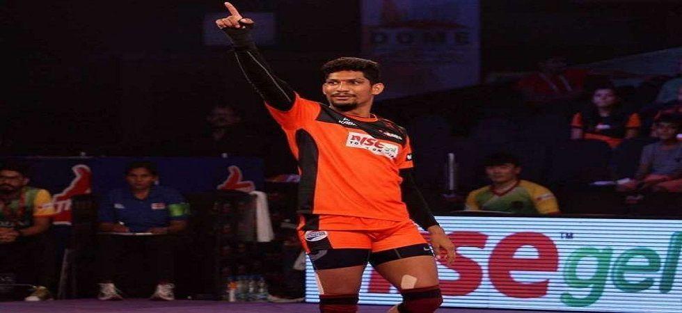 Pro Kabaddi: Rishank Devadiga named captain of UP Yoddhas (Twitter)