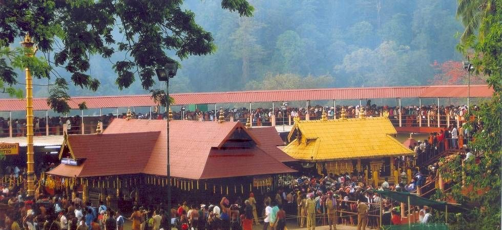 Sabarimala temple in Kerala (File Photo)