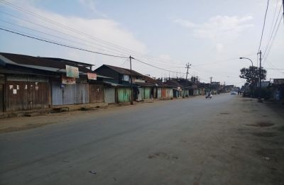 Manipur bandh partially affects normal life