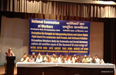 10 trade unions decide to call for two-day countrywide strike on January 8